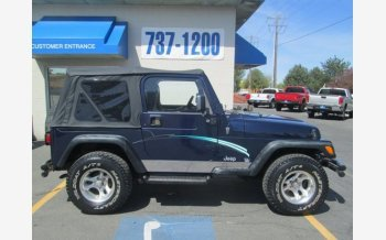 1997 Jeep Wrangler 4WD SE for sale 101136366