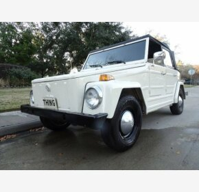 1973 Volkswagen Thing for sale 101136416
