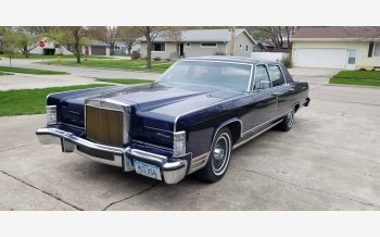 1979 Lincoln Other Lincoln Models for sale 101136479