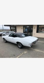 1972 Chevrolet Chevelle for sale 101136508
