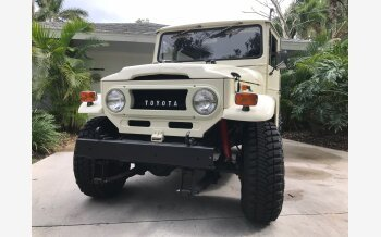 1970 Toyota Land Cruiser for sale 101136537