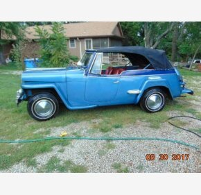 1949 Willys Jeepster for sale 101136660