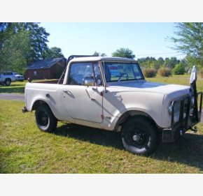 1966 International Harvester Scout for sale 101136711