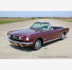 1965 Ford Mustang for sale 101136717