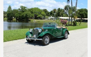 1953 MG MG-TD for sale 101136721