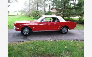 1964 Ford Mustang Convertible for sale 101136740