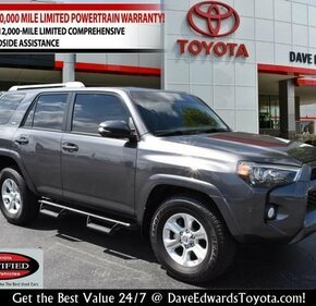2018 Toyota 4Runner 2WD for sale 101137160