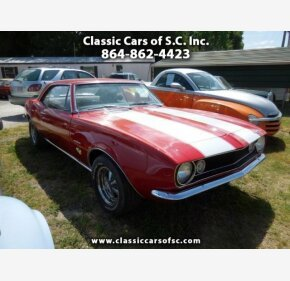 1967 Chevrolet Camaro for sale 101137188
