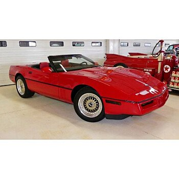 1986 Chevrolet Corvette Convertible for sale 101137257