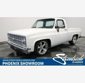 1984 Chevrolet C/K Truck 2WD Regular Cab 1500 for sale 101137269