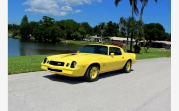 1978 Chevrolet Camaro for sale 101137270