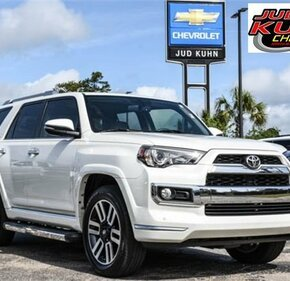 2017 Toyota 4Runner 4WD for sale 101137324