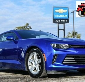 2017 Chevrolet Camaro LT Coupe for sale 101137330