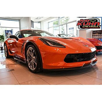 2019 Chevrolet Corvette Grand Sport Coupe for sale 101137333