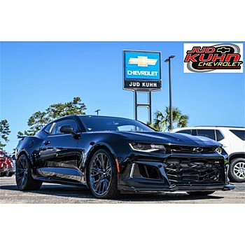 2017 Chevrolet Camaro for sale 101137340