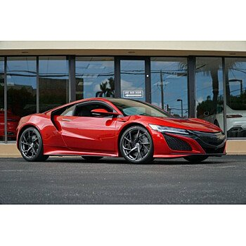 2017 Acura NSX for sale 101137351