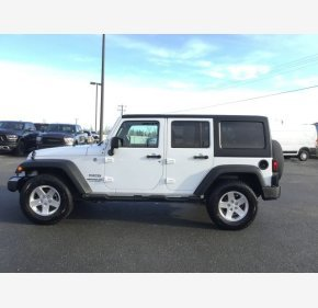 2013 Jeep Wrangler 4WD Unlimited Sport for sale 101137366