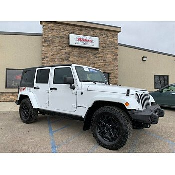 2016 Jeep Wrangler 4WD Unlimited Sahara for sale 101137398