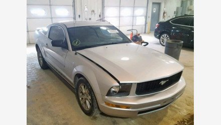 2008 Ford Mustang Coupe for sale 101137626