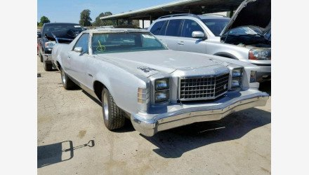 1979 Ford Ranchero for sale 101137675