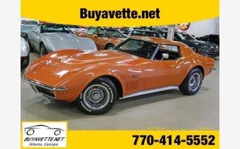 1972 Chevrolet Corvette for sale 101137906