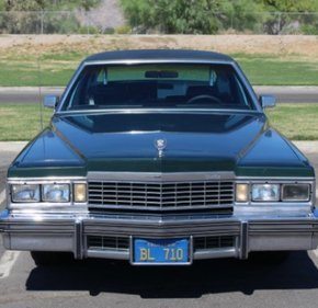 1977 Cadillac Fleetwood for sale 101137924