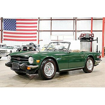 1976 Triumph TR6 for sale 101137935