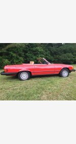 1984 Mercedes-Benz 380SL for sale 101138041