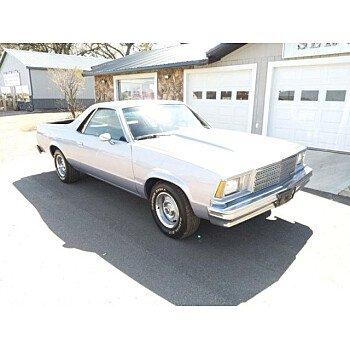 1978 Chevrolet El Camino for sale 101138096