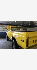 1972 Chevrolet C/K Truck 4x4 Regular Cab 2500 for sale 101138122