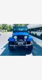 1978 Jeep CJ-7 for sale 101138128