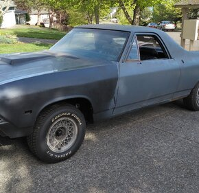 1968 Chevrolet El Camino V8 for sale 101138181