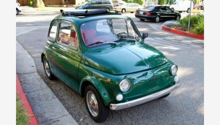 1967 FIAT 500 for sale 101138253