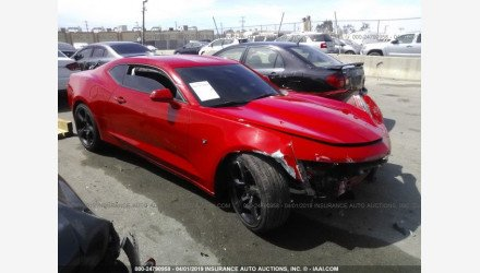2017 Chevrolet Camaro LT Coupe for sale 101138461