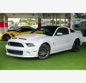 2014 Ford Mustang Shelby GT500 Coupe for sale 101138534