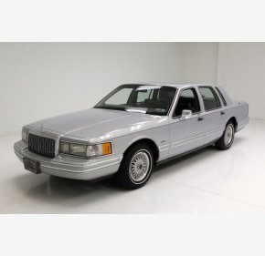1993 Lincoln Town Car for sale 101138538