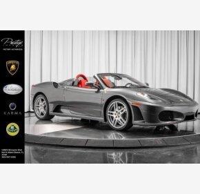 2007 Ferrari F430 Spider for sale 101138543