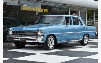 1967 Chevrolet Nova for sale 101138560