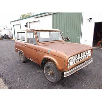 1966 Ford Bronco for sale 101138567