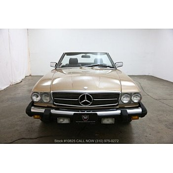 1982 Mercedes-Benz 380SL for sale 101138678