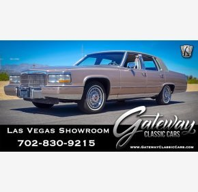 1990 Cadillac Brougham for sale 101138723