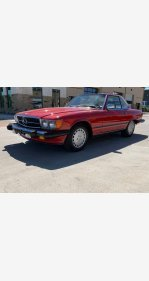 1989 Mercedes-Benz 560SL for sale 101138864