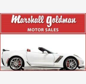 2016 Chevrolet Corvette Z06 Convertible for sale 101138867