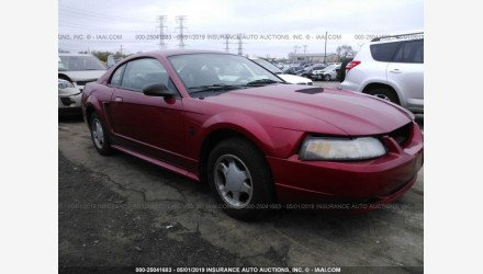 2000 Ford Mustang Coupe for sale 101139110