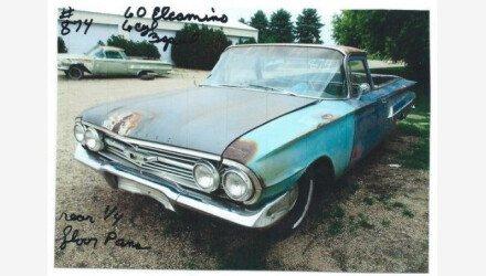 1960 Chevrolet El Camino for sale 101139270