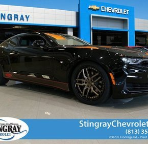 2019 Chevrolet Camaro SS Coupe for sale 101139295