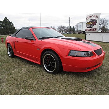 2001 Ford Mustang for sale 101139331