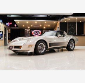 1982 Chevrolet Corvette Coupe for sale 101139347
