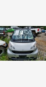 2008 smart fortwo passion Cabriolet for sale 101139372