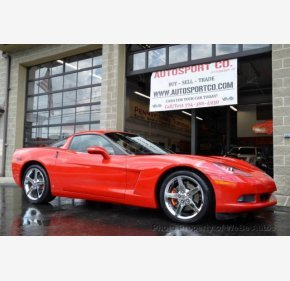 2007 Chevrolet Corvette Coupe for sale 101139472